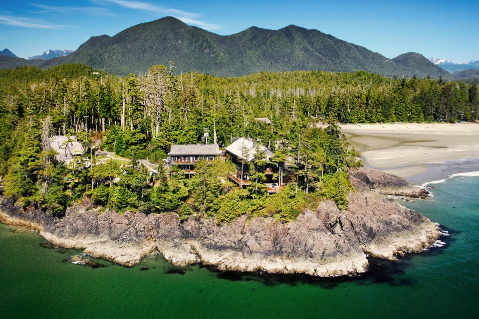 About Us Middle Beach Lodge Tofino Bc