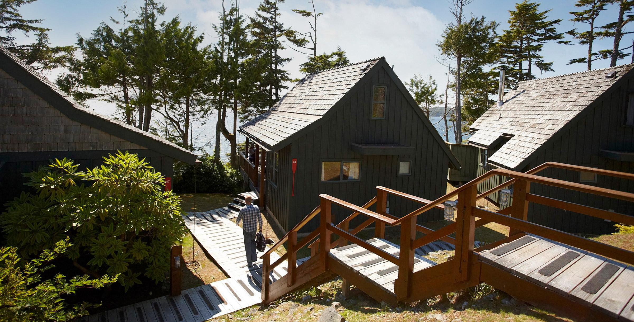 Middle Beach Lodge Tofino Bc
